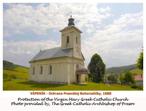 The Carpathian Connection - Byzantine Clergy